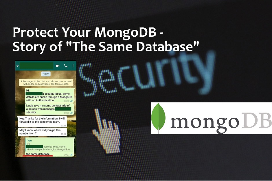 "Protect Your MongoDB – Story of ""The Same Database"""